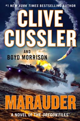 Clive Cussler & Boyd Morrison - Marauder book