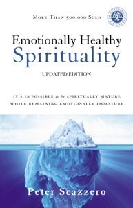 Emotionally Healthy Spirituality Book Cover
