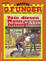 G. F. Unger - G. F. Unger 2105 - Western artwork