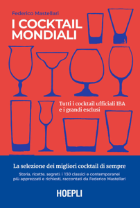 I cocktail mondiali Copertina del libro