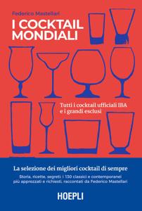 I cocktail mondiali Libro Cover