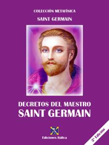 Decretos del Maestro Saint Germain Copertina del libro