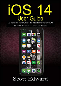 iOS 14 User Guide Book Cover