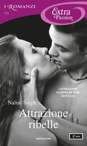 Attrazione ribelle (I Romanzi Extra Passion) Copertina del libro