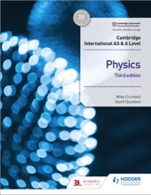 Cambridge International AS & A Level Physics Student's Book 3rd Edition