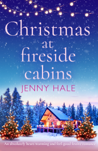 Christmas at Fireside Cabins Book Cover