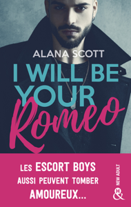 I Will Be Your Romeo Book Cover