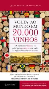 Volta ao mundo em 20.000 vinhos Book Cover