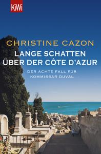 Lange Schatten über der Côte d'Azur Buch-Cover