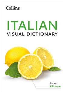 Italian Visual Dictionary Boekomslag
