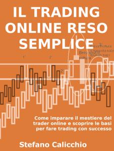 Il trading online reso semplice. Copertina del libro