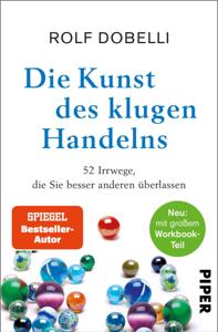 Die Kunst des klugen Handelns Buch-Cover