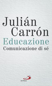Educazione, comunicazione di sé Copertina del libro