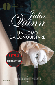 Bridgerton - 4. Un uomo da conquistare Book Cover