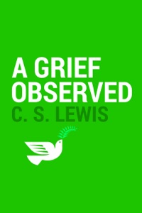 A Grief Observed Book Cover