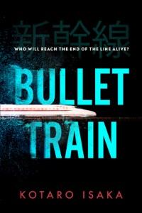 Bullet Train Book Cover