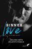 Chlore Smys & Juliette Pierce - Sinner love illustration