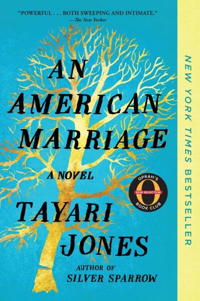 An American Marriage (Oprah's Book Club) - Tayari Jones book cover