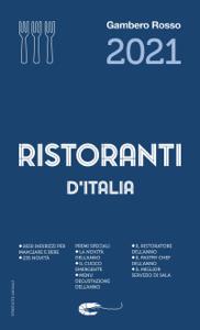 Ristoranti d'Italia 2021 Copertina del libro