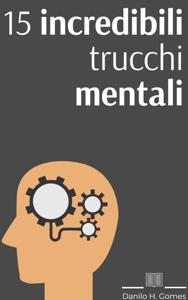 15 incredibili trucchi mentali Copertina del libro