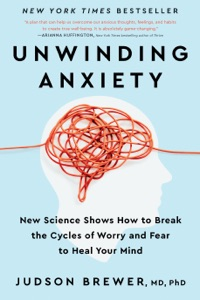 Unwinding Anxiety Book Cover