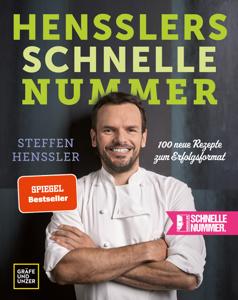 Hensslers schnelle Nummer Buch-Cover