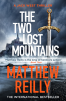 Matthew Reilly - The Two Lost Mountains artwork