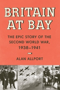 Britain at Bay by Alan Allport Book Cover