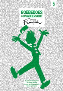 Robbedoes en Kwabbernoot door Franquin 5 Boekomslag