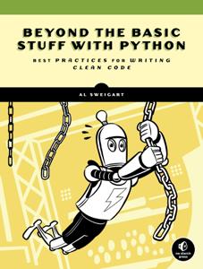 Beyond the Basic Stuff with Python Boekomslag