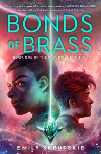 Bonds of Brass Book Cover