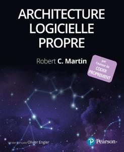 Architecture logicielle propre Couverture de livre