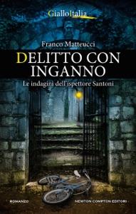 Delitto con inganno Book Cover
