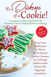 It's a Dickens of a Cookie!