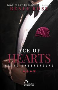 Ace of hearts Copertina del libro