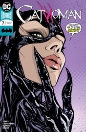 Catwoman (2018-) #7 book