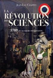 La Révolution des sciences