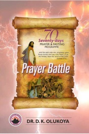 70 Days Prayer and Fasting Programme 2020 Edition