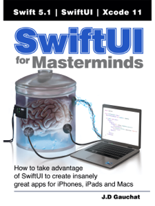 SwiftUI for Masterminds Copertina del libro
