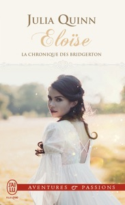 La chronique des Bridgerton (Tome 5) - Eloïse Book Cover