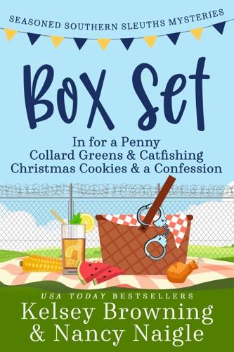 Seasoned Southern Sleuths Cozy Mystery Box Set 1 Book