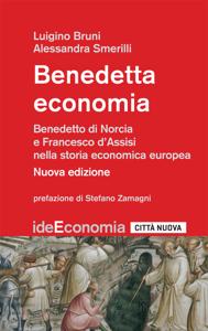 Benedetta economia Copertina del libro