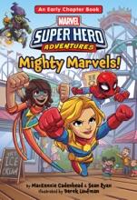 Marvel Super Hero Adventures:  Mighty Marvels!