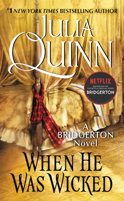 Julia Quinn - When He Was Wicked book