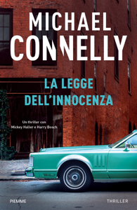 La legge dell'innocenza Libro Cover