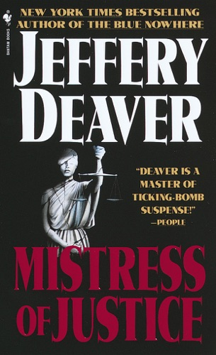 Jeffery Deaver - Mistress of Justice