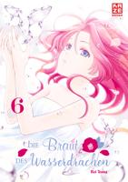 Rei Toma - Die Braut des Wasserdrachen – Band 6 artwork