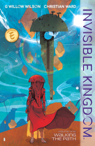 Invisible Kingdom Volume 1 Libro Cover