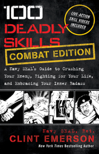 100 Deadly Skills: COMBAT EDITION Book Cover