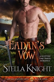 Eadan's Vow: A Scottish Time Travel Romance